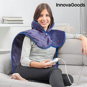 manta electrica espalda y cuello