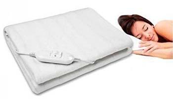 manta electrica cama rigida