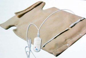 mantas electricas espalda y cuello