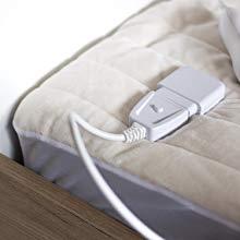 manta electrica cama bajera