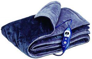 manta electrica grande de cama