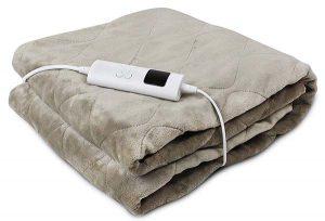 manta electrica para sofa grande