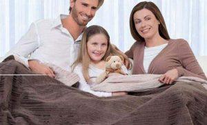 manta electrica sofa para familia