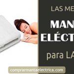 Mantas Eléctricas para la Cama