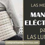 Mantas Eléctricas para las Lumbares