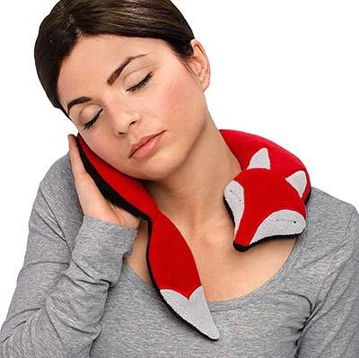 manta calor cuello y hombros ecologica
