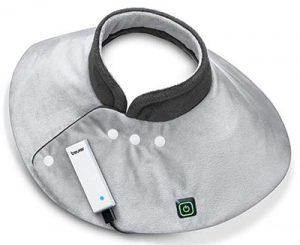 manta electrica cuello para calle